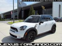 NO DEALER FEE!! TURBOCHARGED, S COUNTRYMAN, LOADED,