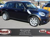 This 2016 MINI Cooper Counrtryman (***ONE OWNER, CLEAN