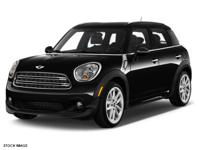 Options:  2016 Mini Cooper Countryman Fwd 4Dr|4