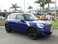 CARFAX 1-Owner, MINI Certified, ONLY 8,282 Miles! EPA