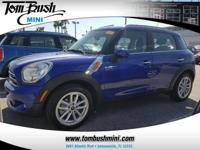 Tom Bush BMW/Mini is excited to offer this 2016 MINI