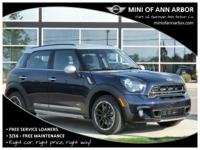 2016 Mini Cooper S Countryman Base 30/23 Highway/City