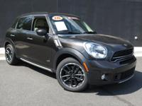 **2016 MINI COUNTRYMAN S ALL4**MINI CERTIFIED