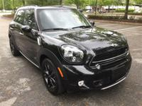AWD 2016 MINI Cooper S Countryman ALL4  in Absolute