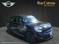 2016 Certified Pre Owned MINI Cooper S ALL4 Countryman!