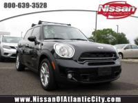 Come see this 2016 MINI Cooper Countryman S. Its Manual