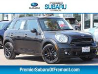 Options:  2016 Mini Cooper S Countryman 4D Sport