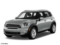 Options:  2016 Mini Cooper Countryman Fwd 4Dr S|4