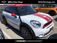 This 2016 MINI John Cooper Works 4dr Countryman ALL4