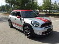 A must see MINI JCW ! Crystal Silver Metallic 2016 MINI