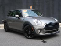 **2016 MINI COOPER**2DR**6 SPEED MANUAL**FACTORY