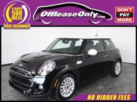 Look No Further! This 2016 Mini Cooper Hard Top