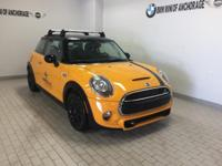 MINI Certified, CARFAX 1-Owner, LOW MILES - 9,700! S