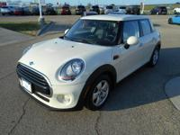 New Arrival! Bluetooth, Keyless Entry, This 2016 Mini