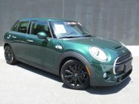 **2016 MINI COOPER S**4DR**MINI CERTIFIED**LEATHER