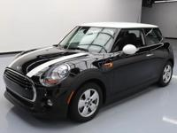 This awesome 2016 Mini Cooper comes loaded with the