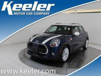 New Price! Certified. CARFAX One-Owner. 2016 Mini