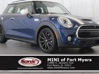 Check out this 2016 MINI Cooper Hardtop S. Its