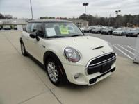 We are excited to offer this 2016 MINI Cooper Hardtop.