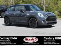 Scores 33 Highway MPG and 23 City MPG! This MINI Cooper