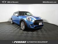 Come to MINI of Warwick! You NEED to see this car!