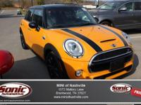 This 2016 MINI Cooper Hardtop (***ONE OWNER, CLEAN