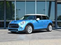 *MINI CERTIFIED PRE-OWNED WARRANTY THROUGH FEBRUARY