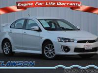 ES trim. FUEL EFFICIENT 35 MPG Hwy/27 MPG City! CARFAX