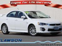 FUEL EFFICIENT 35 MPG Hwy/27 MPG City! ES trim, Alloy