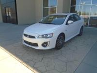This 2016 Mitsubishi Lancer GT is offered to you for