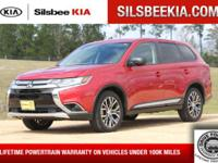 This 2016 Mitsubishi Outlander, stock# SK1206, has only