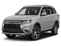 Options:  2016 Mitsubishi Outlander Es|Miles: