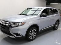 This awesome 2016 Mitsubishi Outlander comes loaded