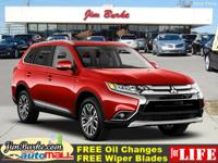 -CARFAX 1-Owner This 2016 Mitsubishi Outlander ES is a
