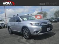2016 Mitsubishi Outlander, key features include:  Alloy