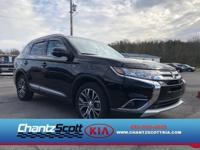 LOW MILES, This 2016 Mitsubishi Outlander GT will sell