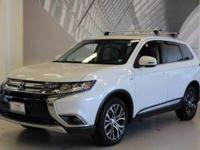 This 2016 Mitsubishi Outlander GT is Price Below the