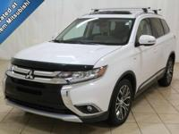 This 2016 Mitsubishi Outlander GT is a money saver with