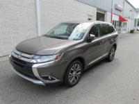 Check out this gently-used 2016 Mitsubishi Outlander we