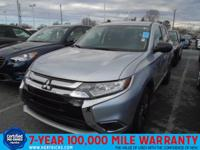 This 2016 Mitsubishi Outlander SE is offered to you for