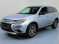 This awesome 2016 Mitsubishi Outlander 4x4 comes loaded