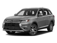 Options:  2016 Mitsubishi Outlander|/|V4 2.4 L