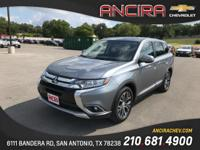 This used Mitsubishi Outlander SE is now for sale in