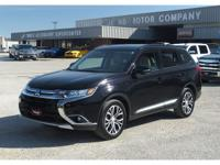 The Mitsubishi Outlander SEL is an outstanding