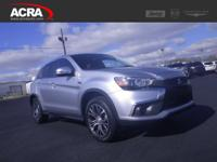 Used Mitsubishi Outlander Sport, options include:  Side