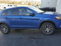 2016 Mitsubishi Outlander Sport 2.0 ES. Serving the