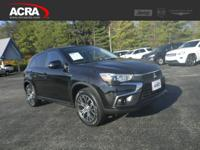 Used Mitsubishi Outlander Sport, options include: