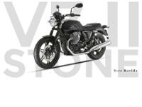 2016 Moto Guzzi V7 II Stone All Prices if shown include