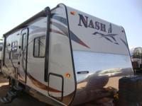 The All Weather Condition/Four Season Nash 23D is built