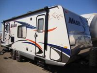 The All Weather Condition/Four Season Nash 24M is built